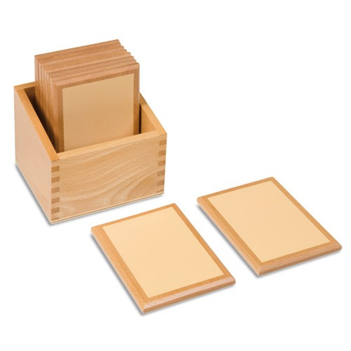 Nienhuis Montessori Smooth Gradation Tablets