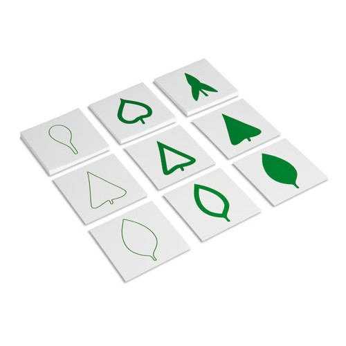 Nienhuis Montessori Leaf Cards