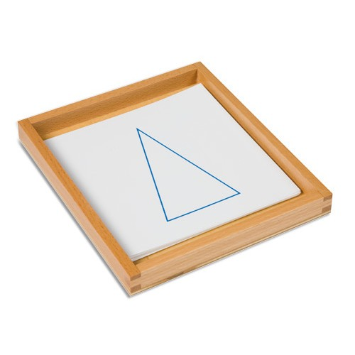 Nienhuis Montessori Geometric Cards