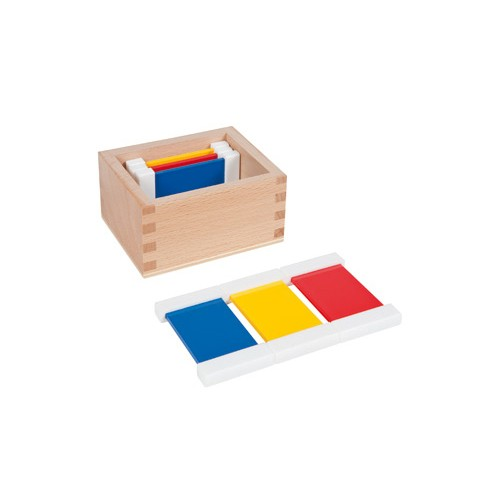 Nienhuis Montessori First Box Of Color Tablets