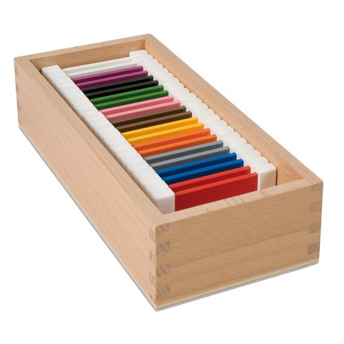 Nienhuis Montessori Second Box Of Color Tablets