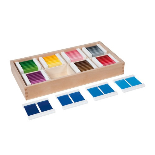 Nienhuis Montessori Color Box Of 32 Pairs