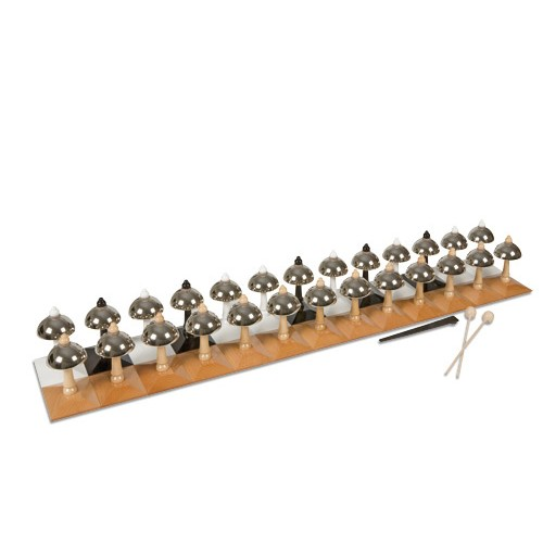 Nienhuis Montessori Bells Set