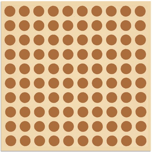 Nienhuis Montessori Paper For Recovering Squares And Cubes: (100)