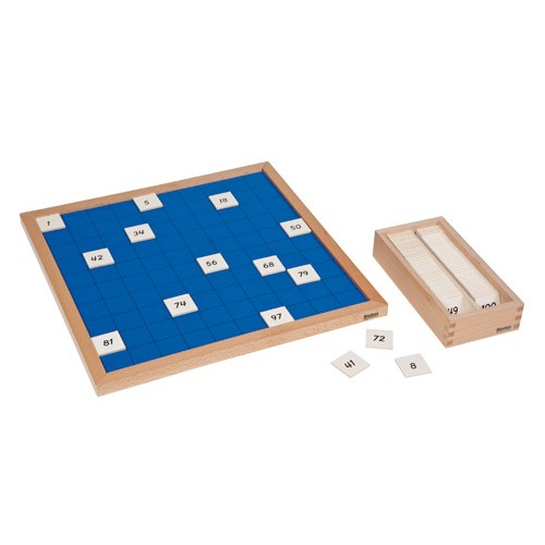 Nienhuis Montessori Hundred Board