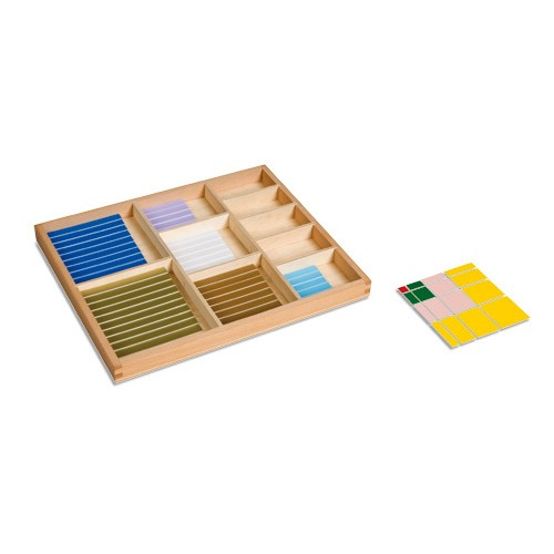 Nienhuis Montessori Table Of Pythagoras