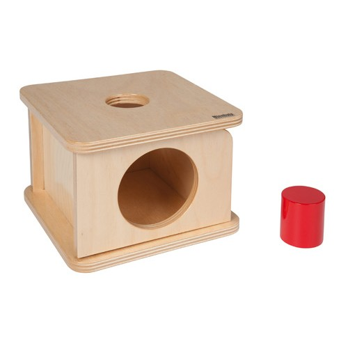 Nienhuis Montessori Imbucare Box With Large Cylinder