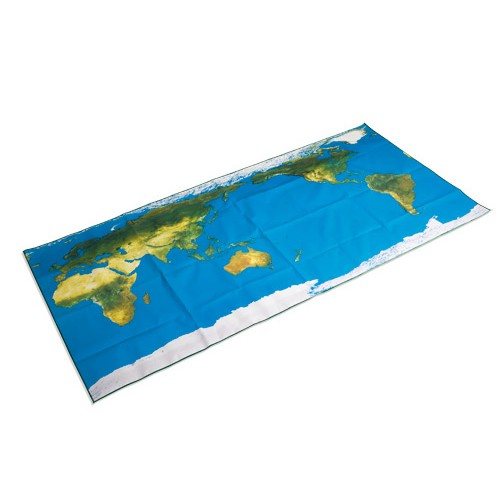 Nienhuis Montessori Large Map Of The World