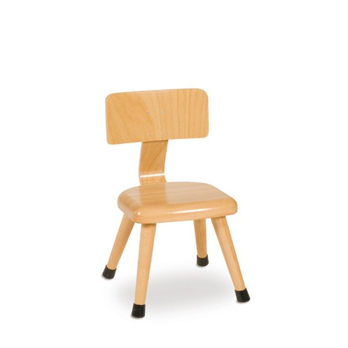 Nienhuis Montessori Chair A1: Orange (26 cm)