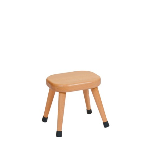 Nienhuis Montessori Stool A1: Orange (26 cm)