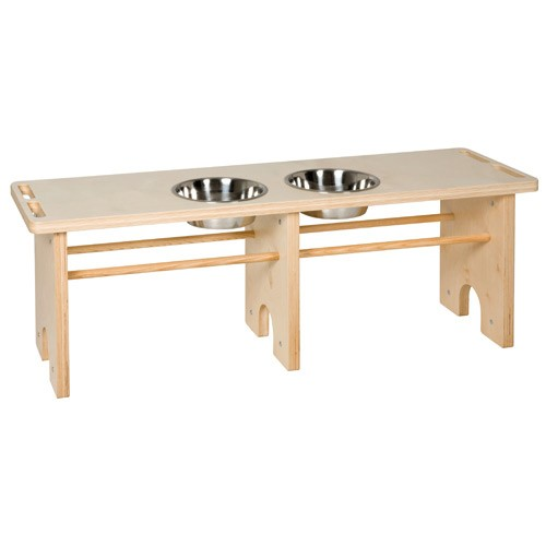 Nienhuis Montessori Dish Washing Table