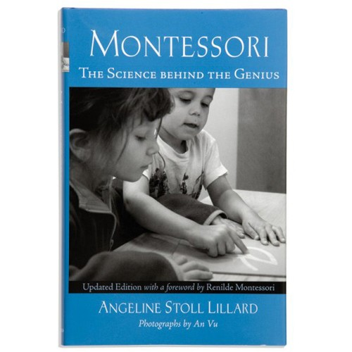 Montessori Book: Mont. The Science Of The Genius