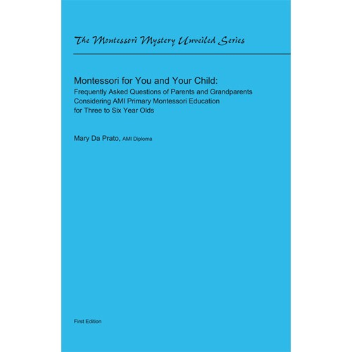 Book: Montessori For You and Your Child