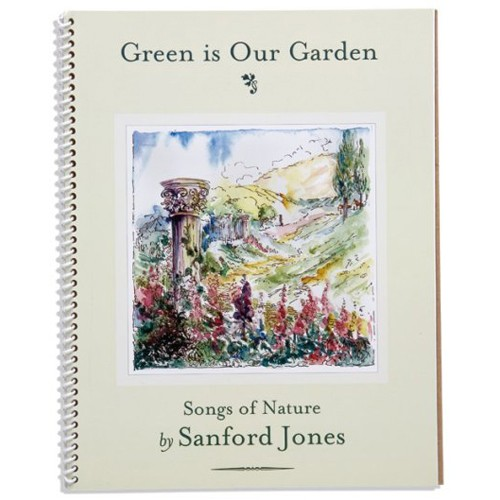 Montessori Book: Green Is Our Garden, Songs Of Nature
