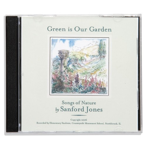 Montessori Cd: Green Is Our Garden, Songs Of Nature