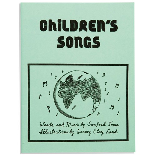 Montessori Book: Children'S Songs