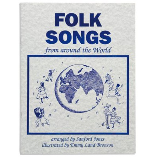 Montessori Book: Folk Songs