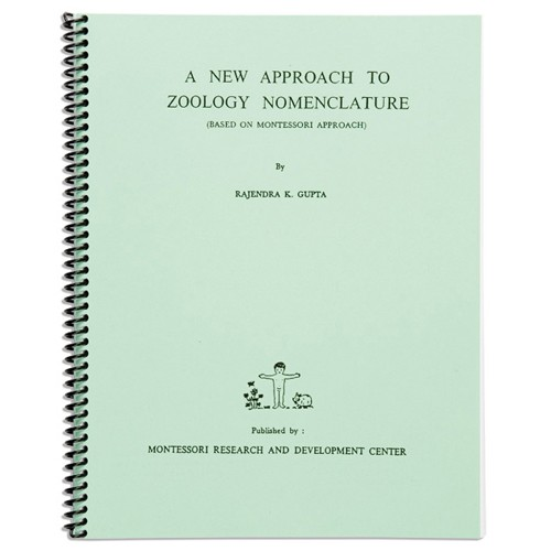 Montessori Book: A New Approach To Zoology Nomencl.