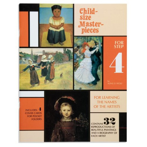 Montessori Book: Child-Size Masterpieces 4