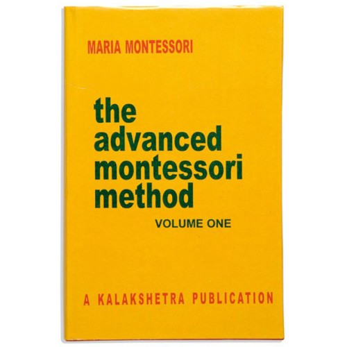 Montessori Book: The Adv. Mont. Method, Vol. 1 (Ks)