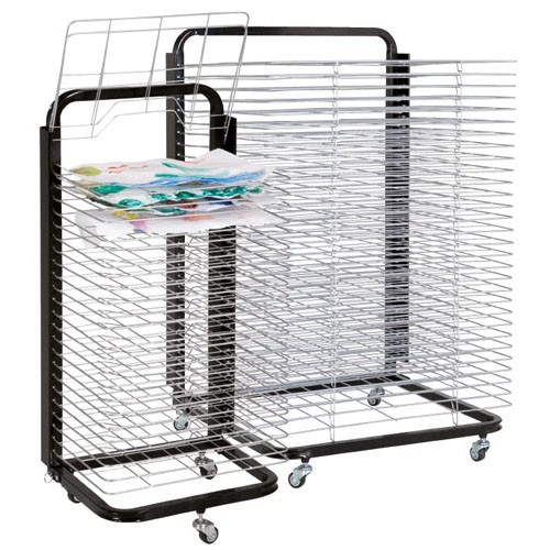 Paint drying rack large
