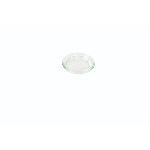 1 x Weck 80mm Replacement Glass Lid. Fits WECK Models 751 900 901 976 996.