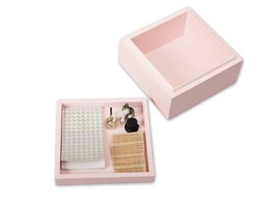 Montessori Pink Language Box
