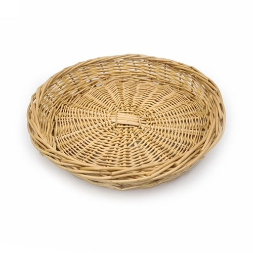 Round Basket Tray