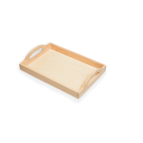 Montessori Small Wooden Tray