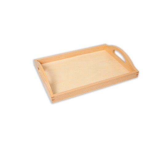 Montessori Medium Wooden Tray
