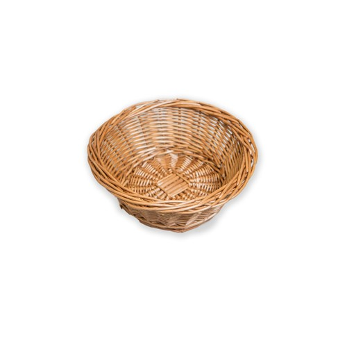 Montessori Deep Willow Basket - Heuristic / Treasure basket