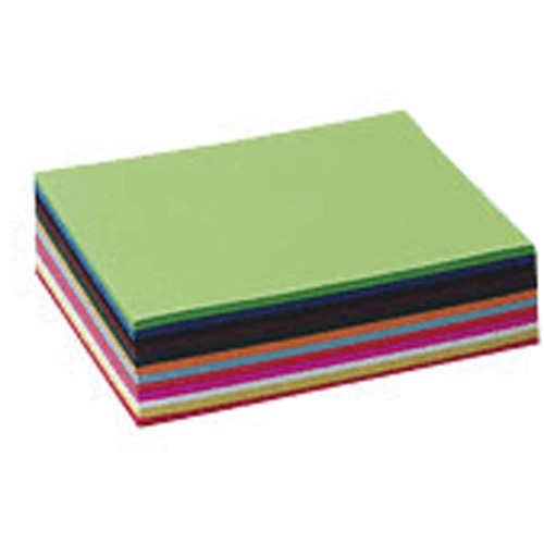 Montessori Multicoloured Craft Paper