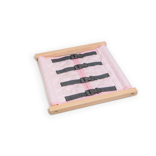 Montessori Bag Clip Dressing Frame