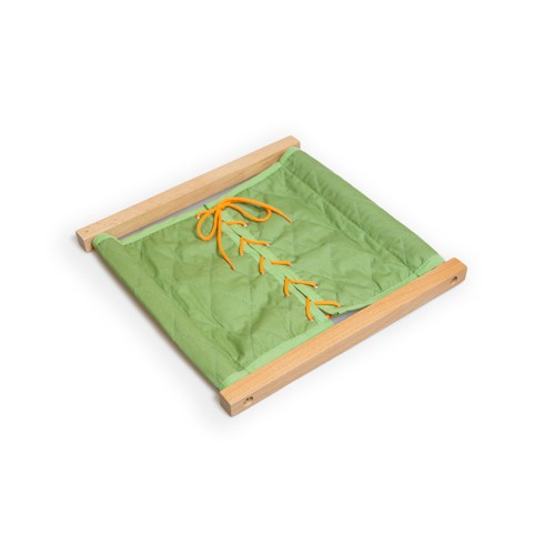Montessori Cloth Lacing Dressing Frame
