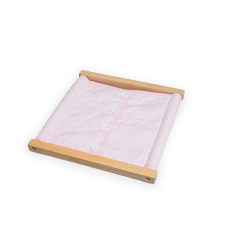 Montessori Large Button Dressing Frame