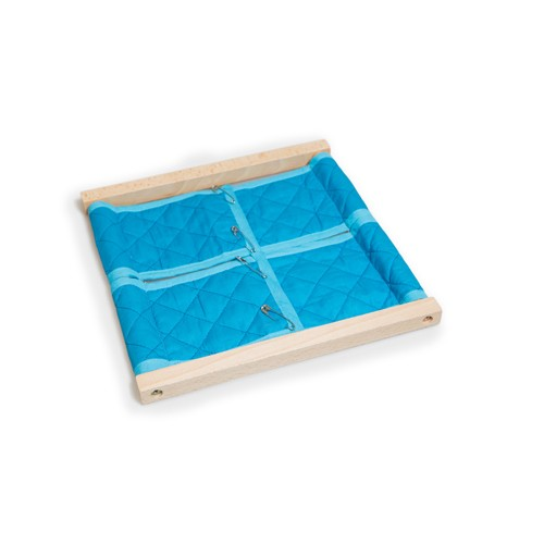 Montessori Safety Pin Dressing Frame