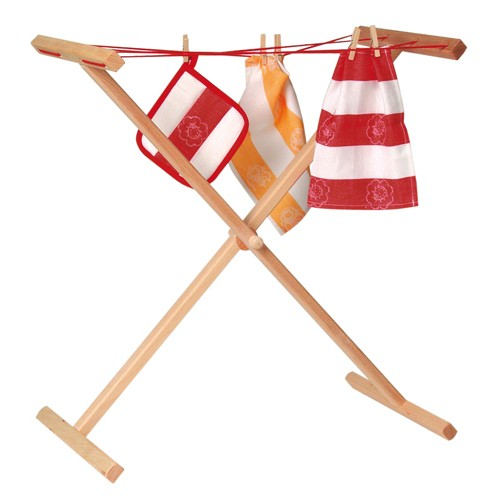 Montessori Clothes Horse