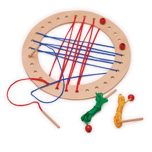 Montessori Threading Ring