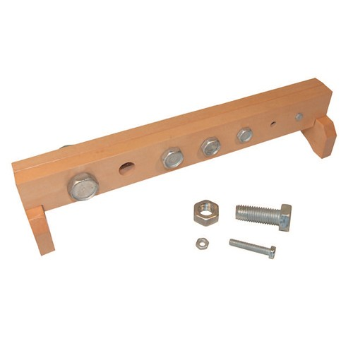 Large Nuts and Bolts frame