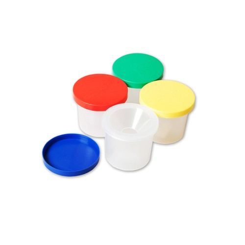 Montessori Non-spill Paint Pot