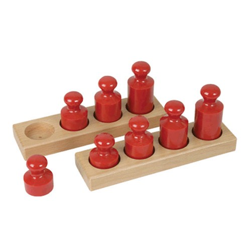 Montessori Weights for scales