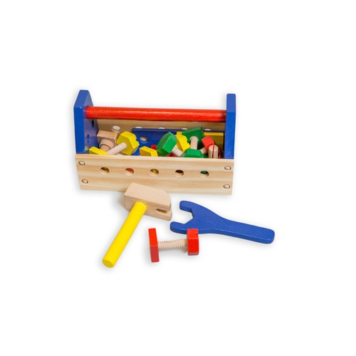 Montessori Wooden Tool Set