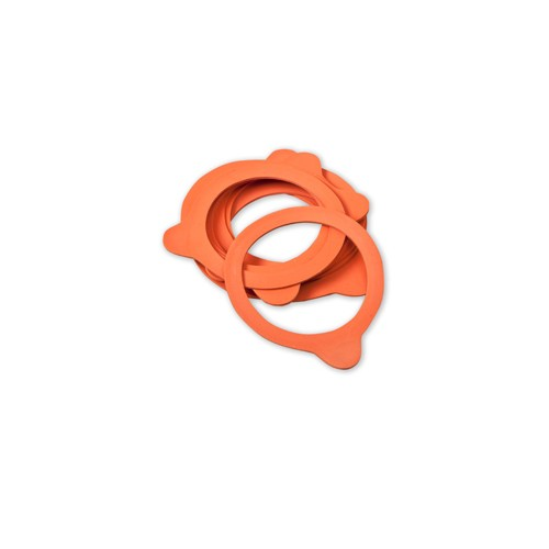 Montessori 10 x Weck 40mm Rubber Seals / Rings