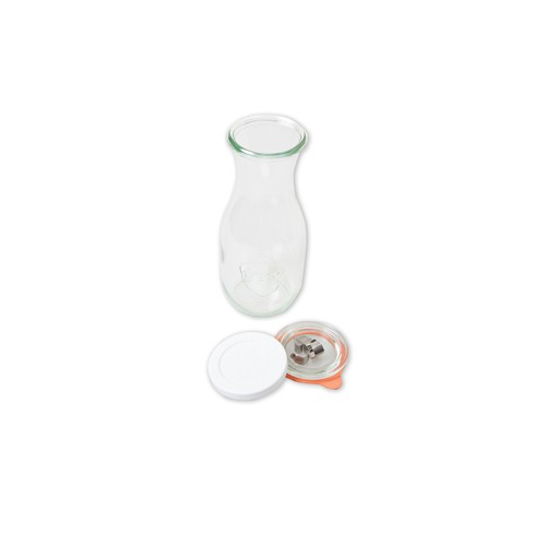 Montessori Medium 500ml Carafe Bottle by Weck