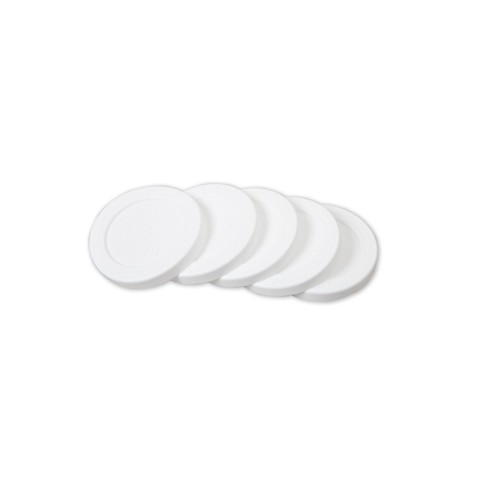 Montessori 5 x Weck Stay Fresh Covers. Diameter = 60mm