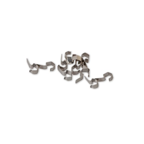 Montessori 12 Weck Jar Stainless Steel Clips / Clamps - suitable for 6 jars