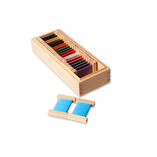 Montessori Silk Colour Tablets Box 2