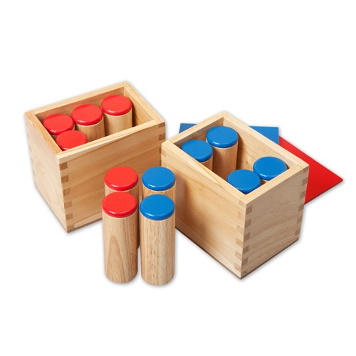 Montessori Sound Boxes