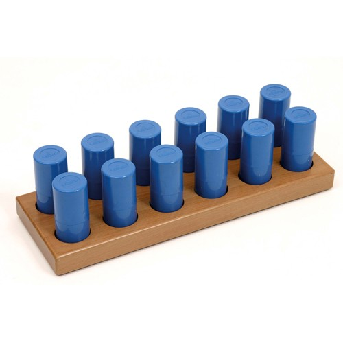 Montessori Weight Discrimination Cylinders