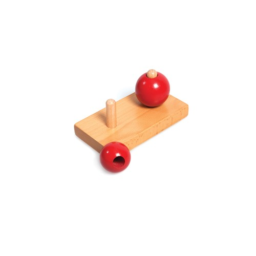 Montessori Large and Small Balls